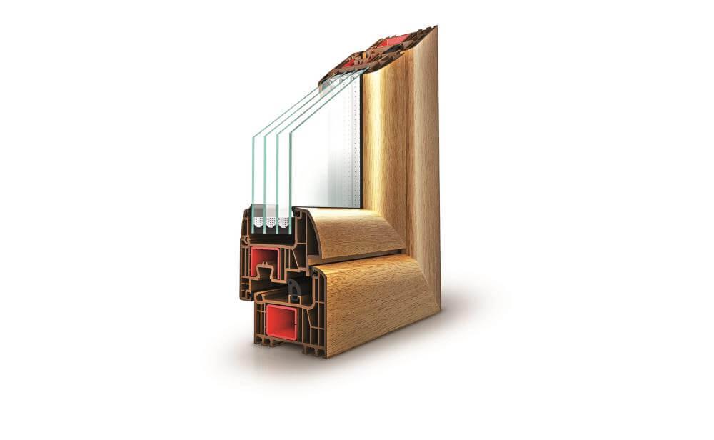 Aufbau Fenster Montage