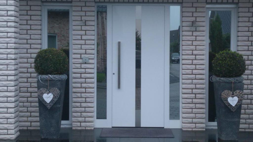 Fachgerechte Montage von Türen