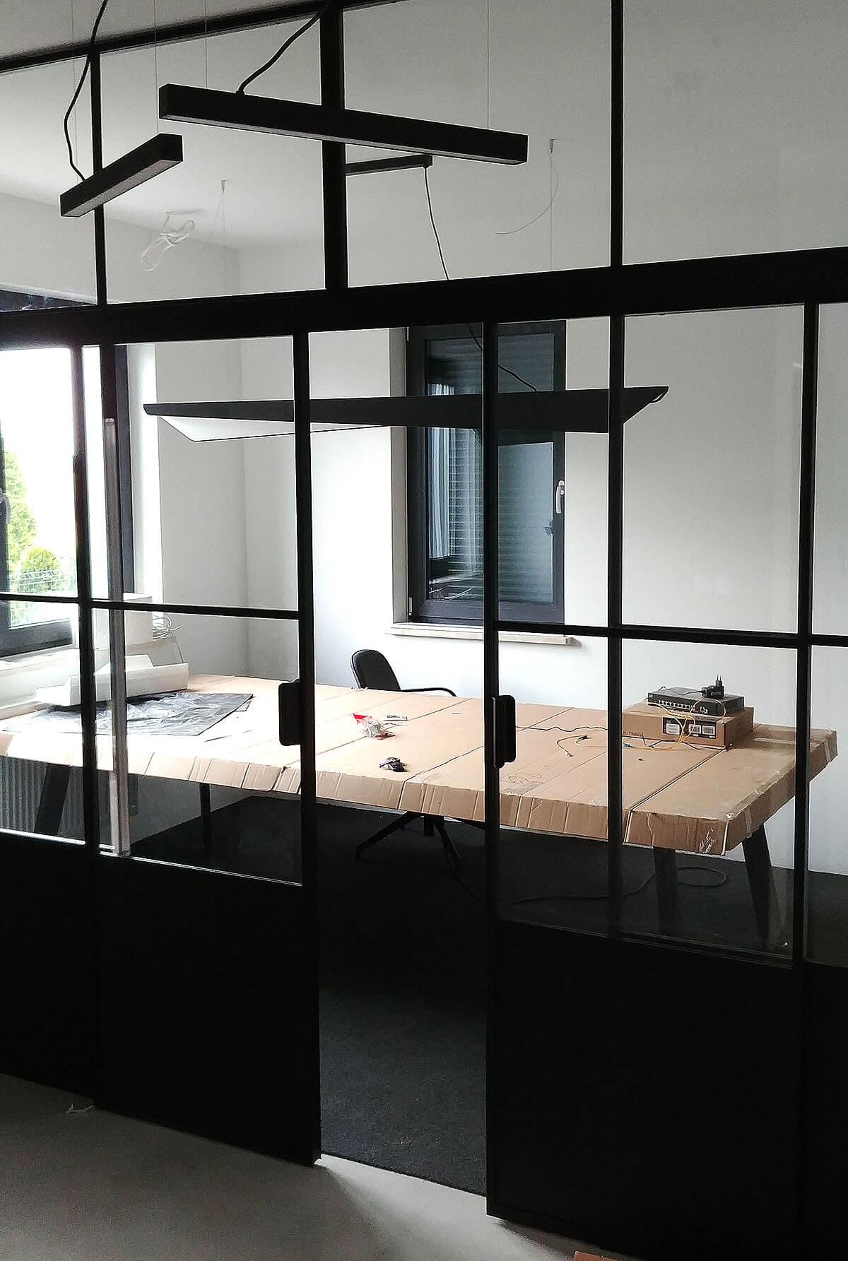 Tür Bauhaus Design