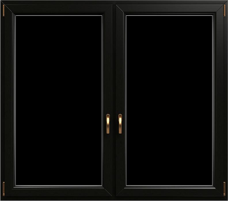 Kunststoff-Fenster von DRUTEX