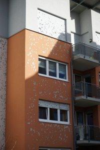 Hagelschaden Widerstandsklassen Fenster